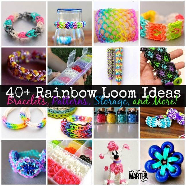 Rainbow Loom Patterns Pdf
