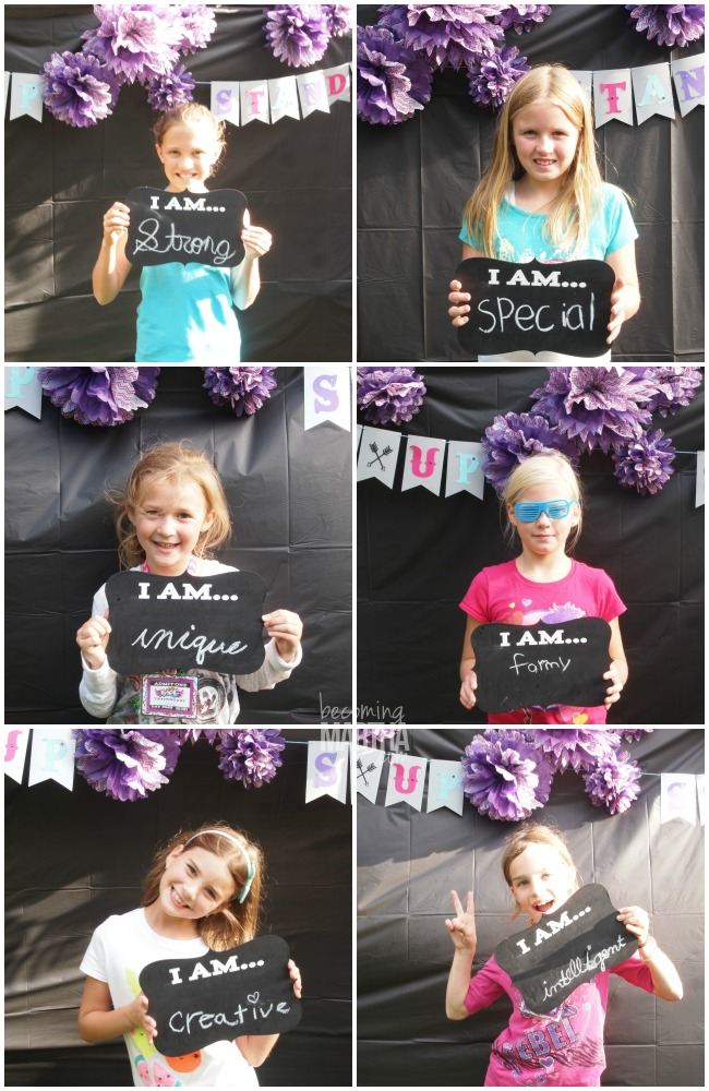 This Nerf Rebelle party combined lots of fun and affirmation in an all around Girl Power celebration! #NerfRebelle