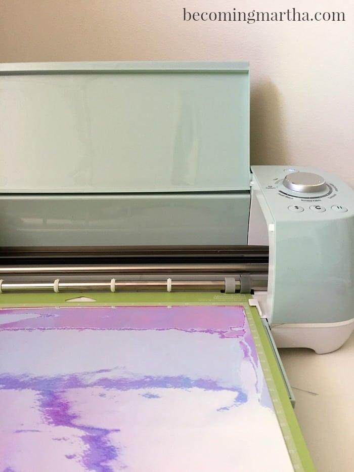 holographic vinyl 2