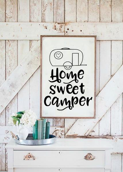 Up the trend and glam factor in your next Cricut project with one of these handlettered cut files that are available for download!