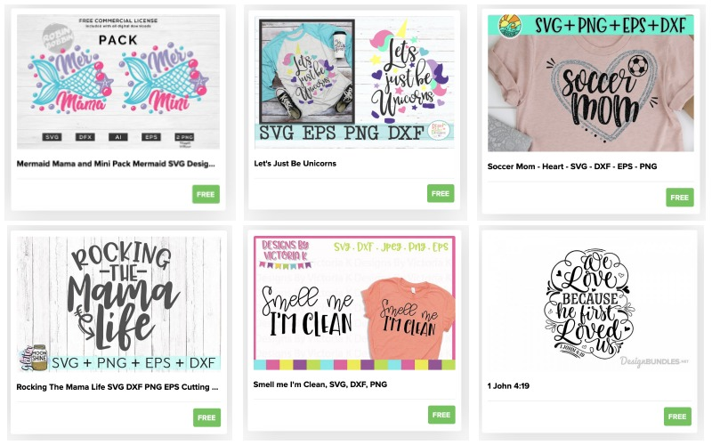 FREE SVG CUT FILES FOR CRICUT AND SILHOUETTE