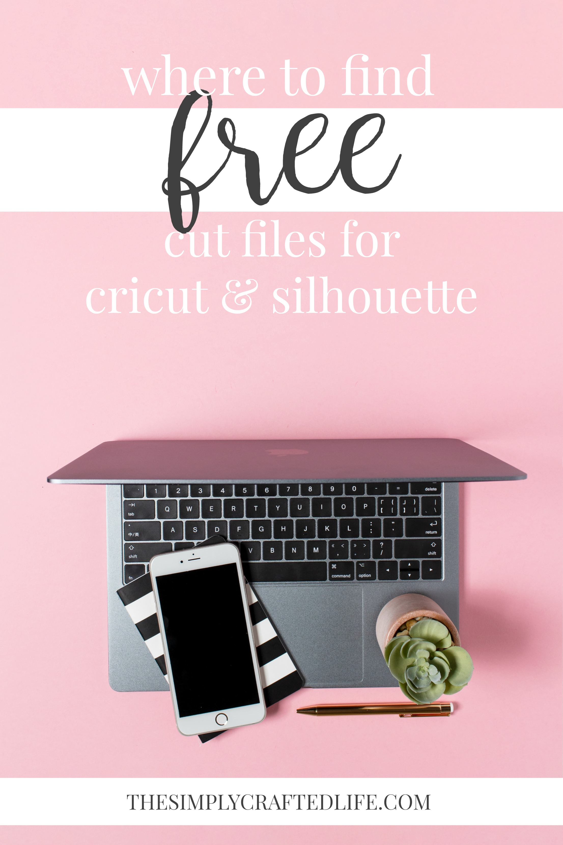 Free Svg Cut Files How To Find Them The Simply Crafted Life