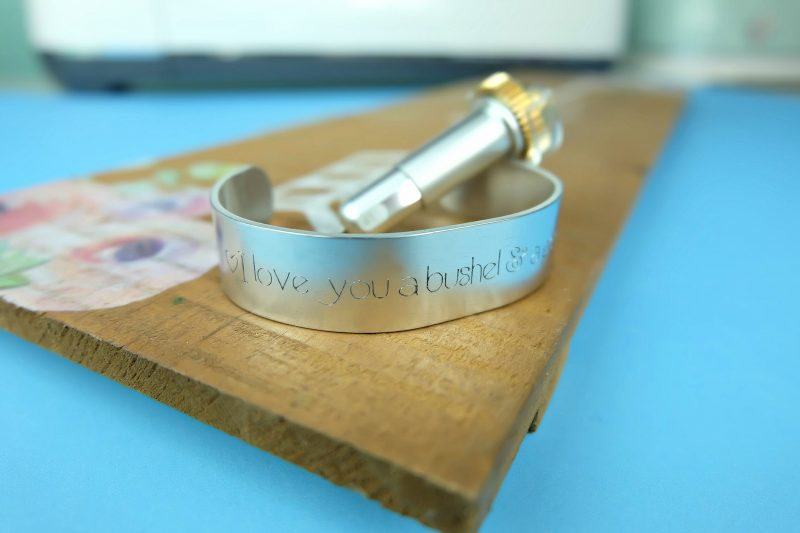 engraved bracelet personalized christmas gifts