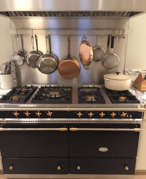The French Stove To Have For A Lifetime Simply