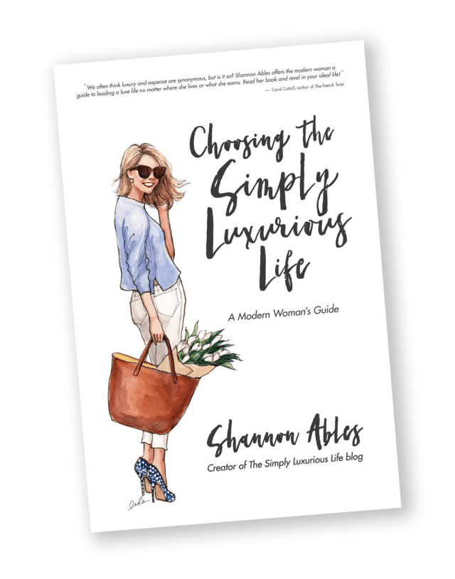 Choosing the Simply Luxurious Life Book 1 Cover