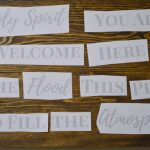How To Make A Diy Rustic Wood Sign The Simply Organized Home