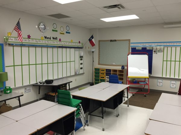 Organized classroom- Check out this blog to see how this teacher organized her classroom for a new year in 2nd grade!