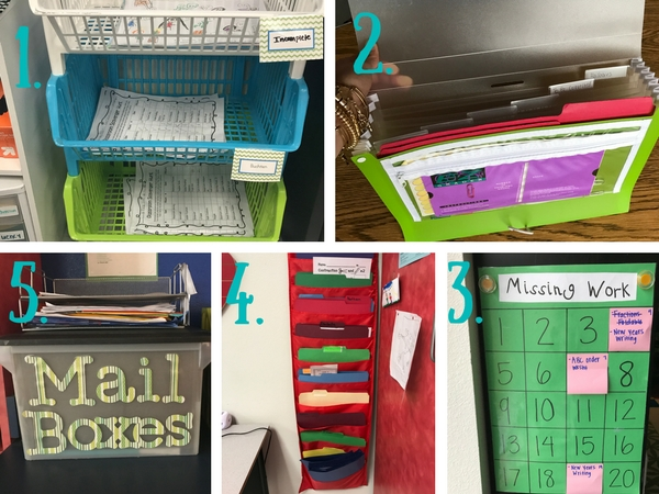 Establishing classroom routines for a first year teacher