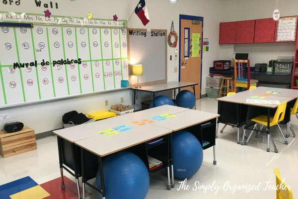 5 Ways to achieve Classroom Cabinet Organization- ways to organize your classroom cabinets