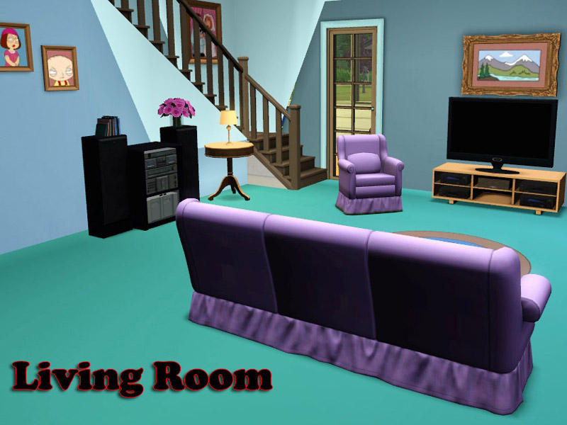 Sets Tv Included Room Living