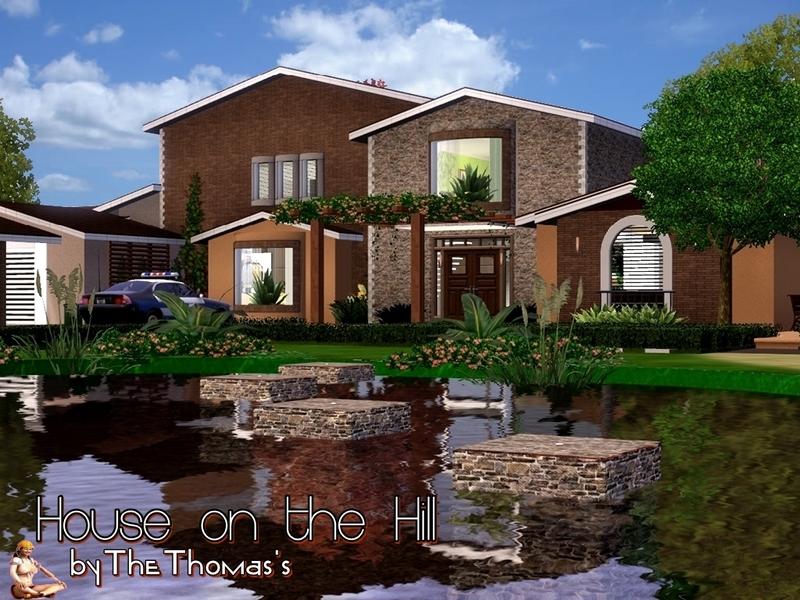 Thethomas04 S House On The Hill