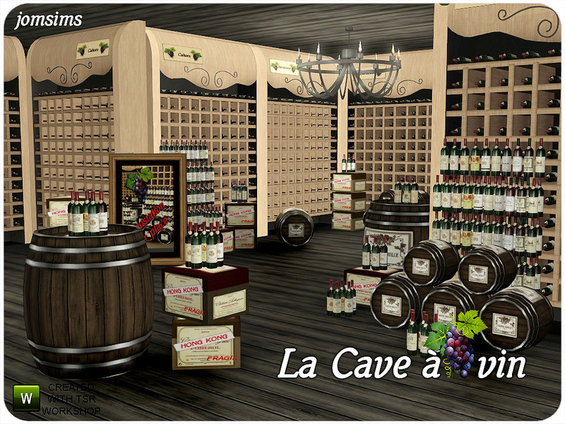 Cave A Vin Free Gourmet Combination Wine Cabinet Cold