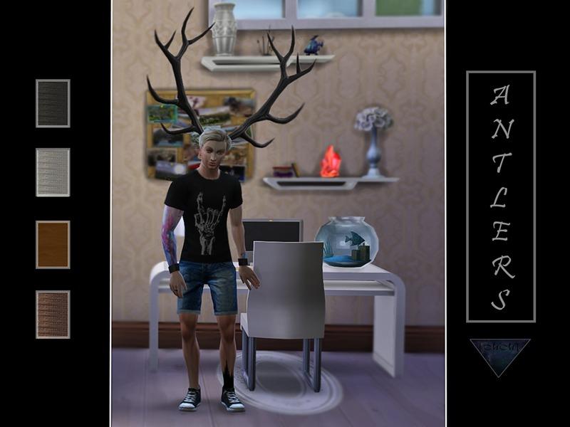 Deer Sims Accessories 4