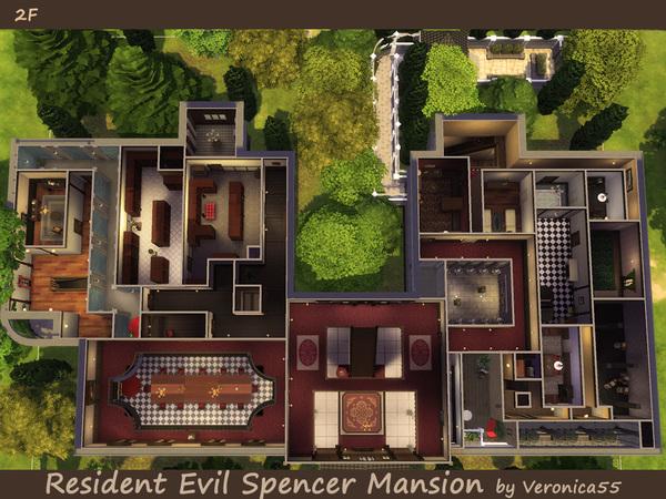 Plan Evil Resident Floor Remake