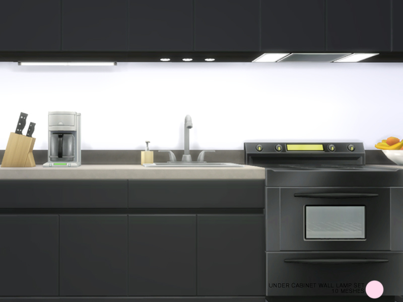 Modern Kitchen Sims 4