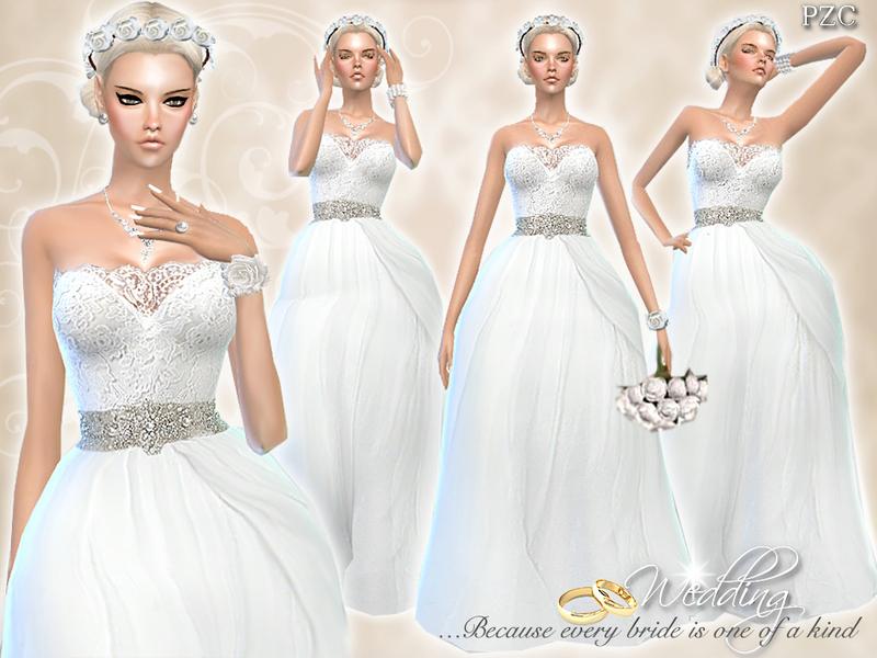 Ungewöhnlich Das Sims 3 Brautkleid Bilder - Brautkleider Ideen ...