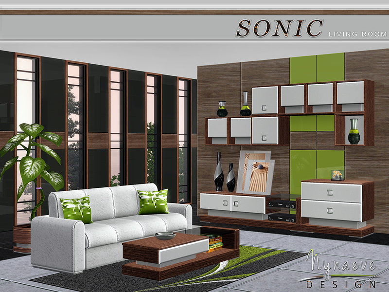 Free Sims 3 Living Room Sets Part 36