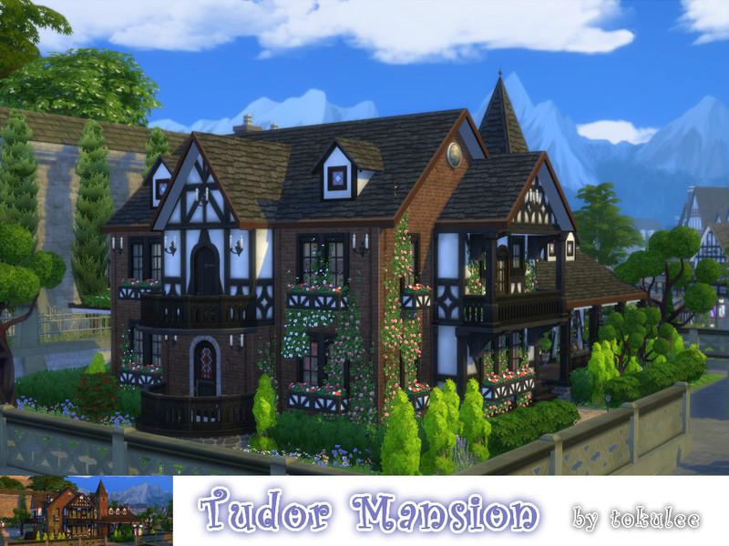 Leetokus Tudor Mansion