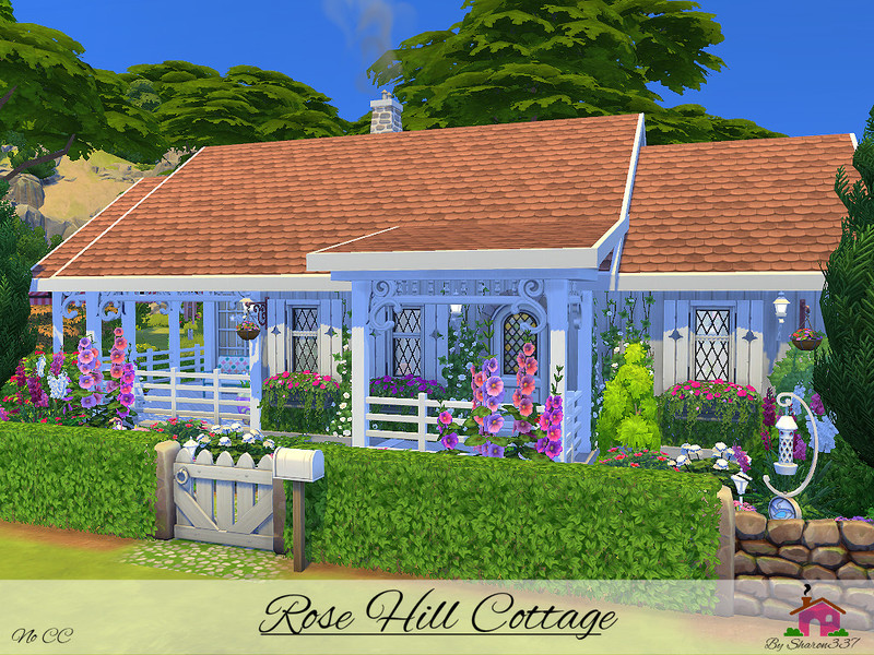 Sharon337s Rose Hill Cottage