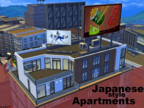 Anese Style Apartments No Cc