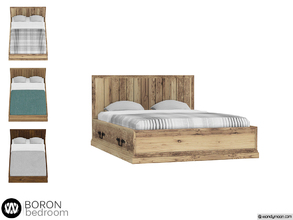 Sims 4 Beds