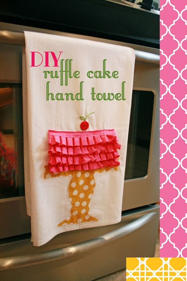 Towel Craft Ideas   Homemade Mothers Day Gifts