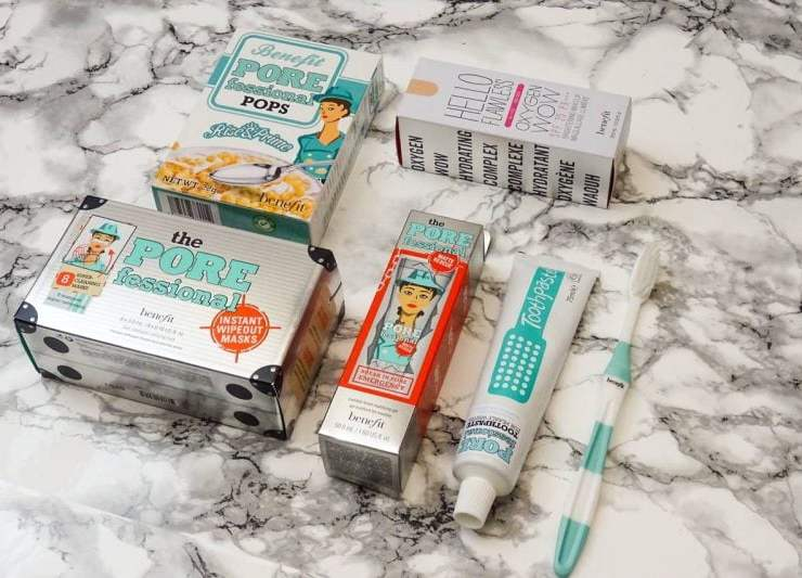 New Launches: Rise and Prime with Benefit Cosmetics