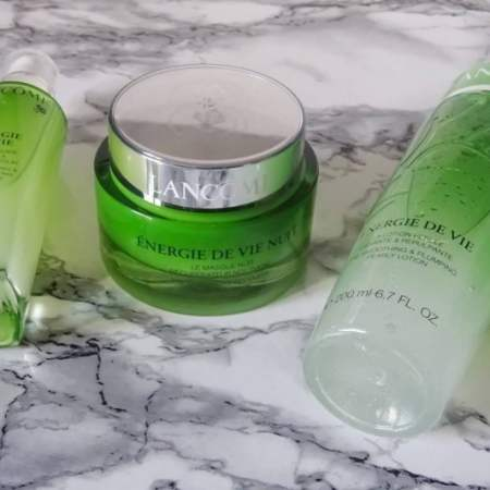 First Impressions: Lancome Energie de Vie Collection