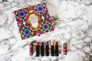 First Impressions: Urban Decay Alice Through The Looking Glass Collection