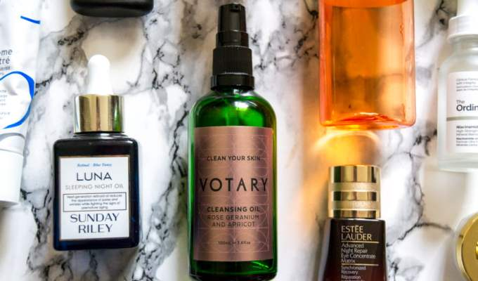 Votary Rose Geranium and Apricot Oil Cleanser