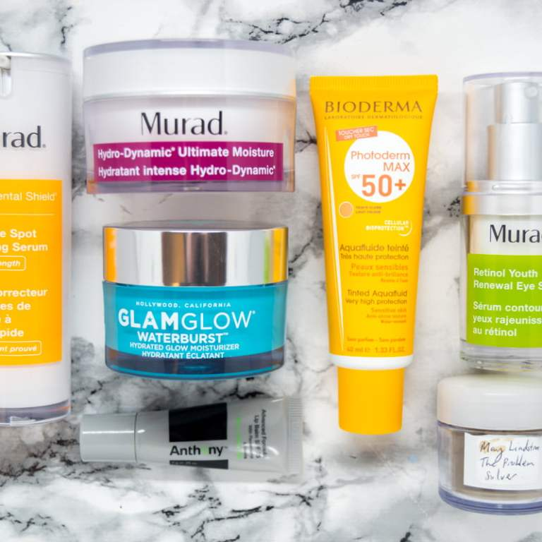 Skincare I'm Currently Trialling