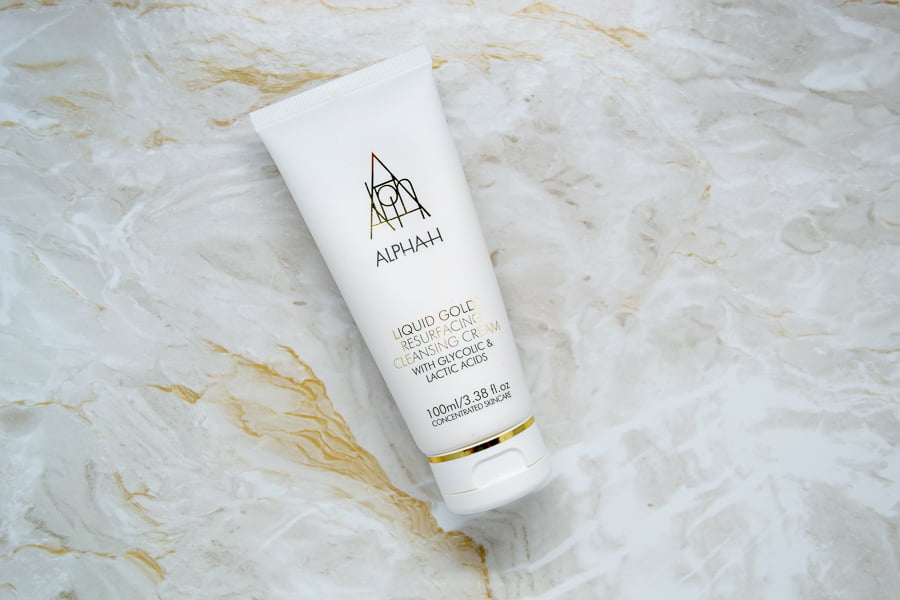 Alpha H Liquid Gold Resurfacing Cleansing Cream Review
