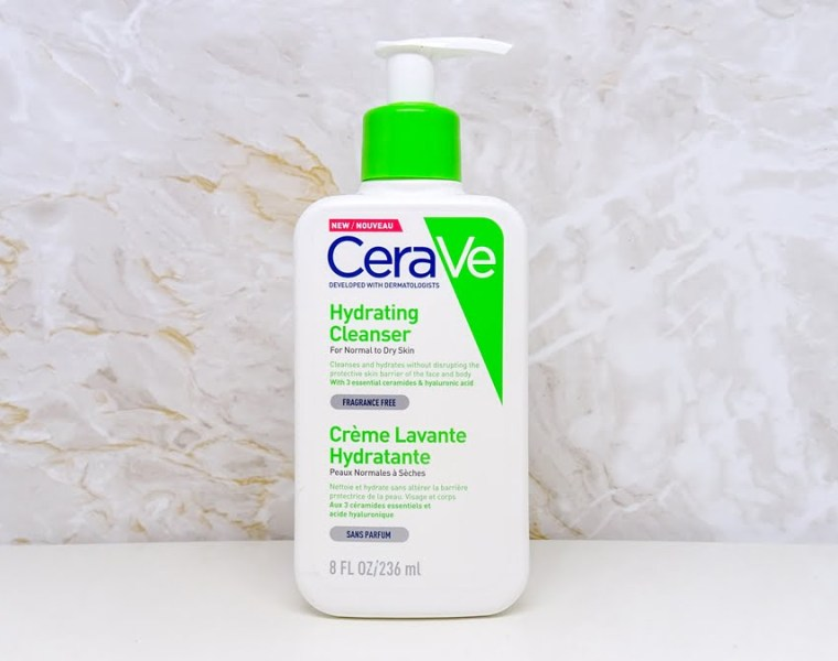 Cerave Hydrating Cleanser Review