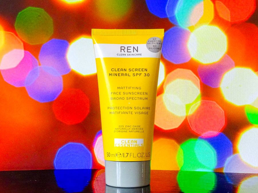 REN Clean Screen SPF 30 Review
