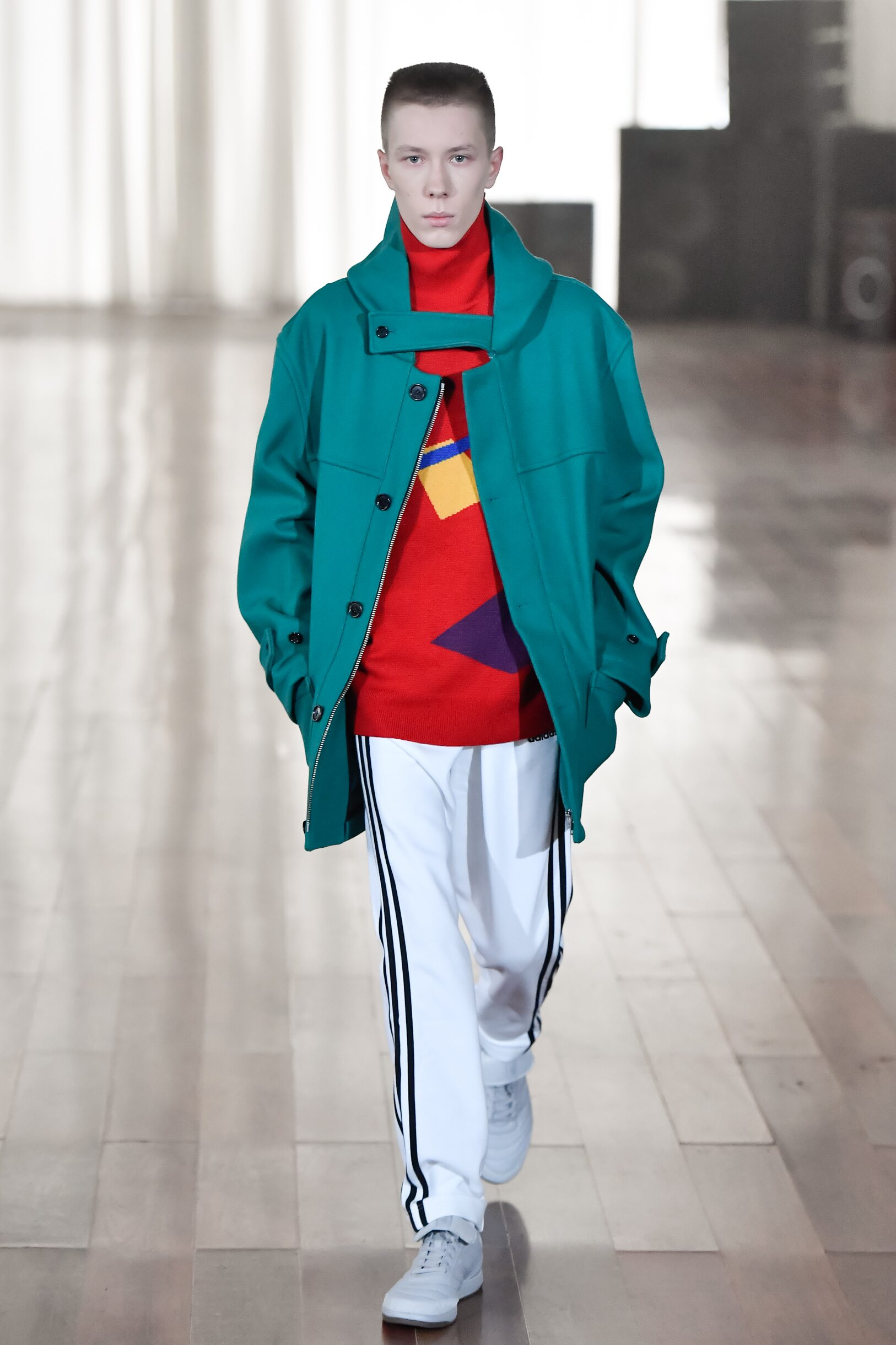 GOSHA RUBCHINSKIY FALL WINTER 2017 MENS COLLECTION The