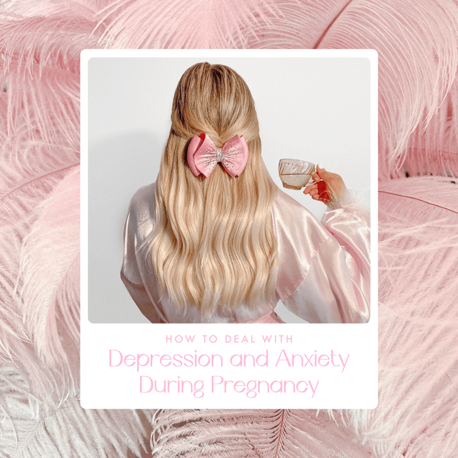 How To Deal With Depression & Anxiety During Pregnancy