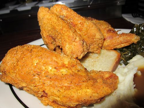 Bklyn Bowl fried chicken 2