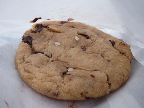 Smorgasburg Ovenly cookie