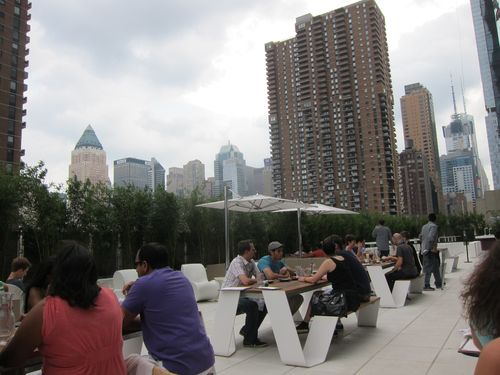 Yotel Outside