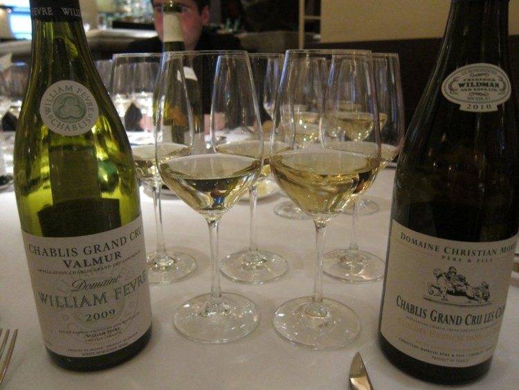 An Education on Chablis Wine