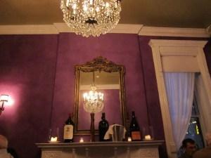 cognac fireplace
