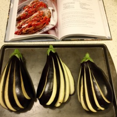 Ikaria cookbook eggplants1