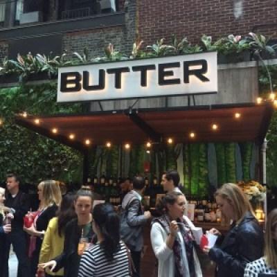 Butter pati