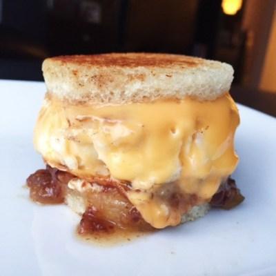 Bacon Jam sandy 1