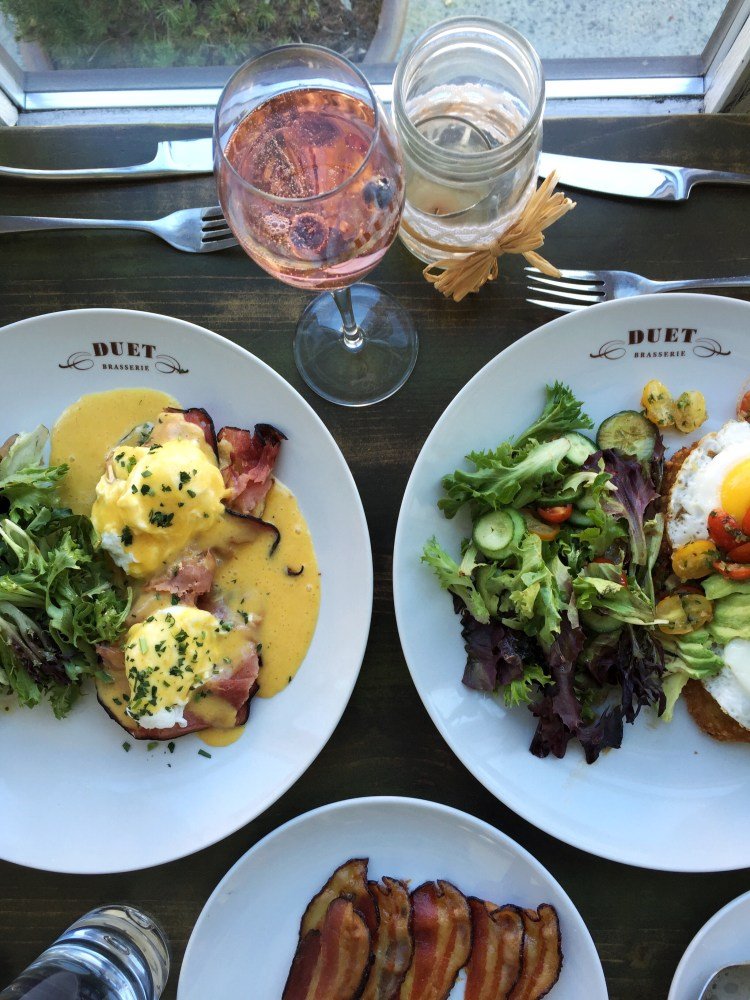 Gilt City Brunch at Duet Restaurant