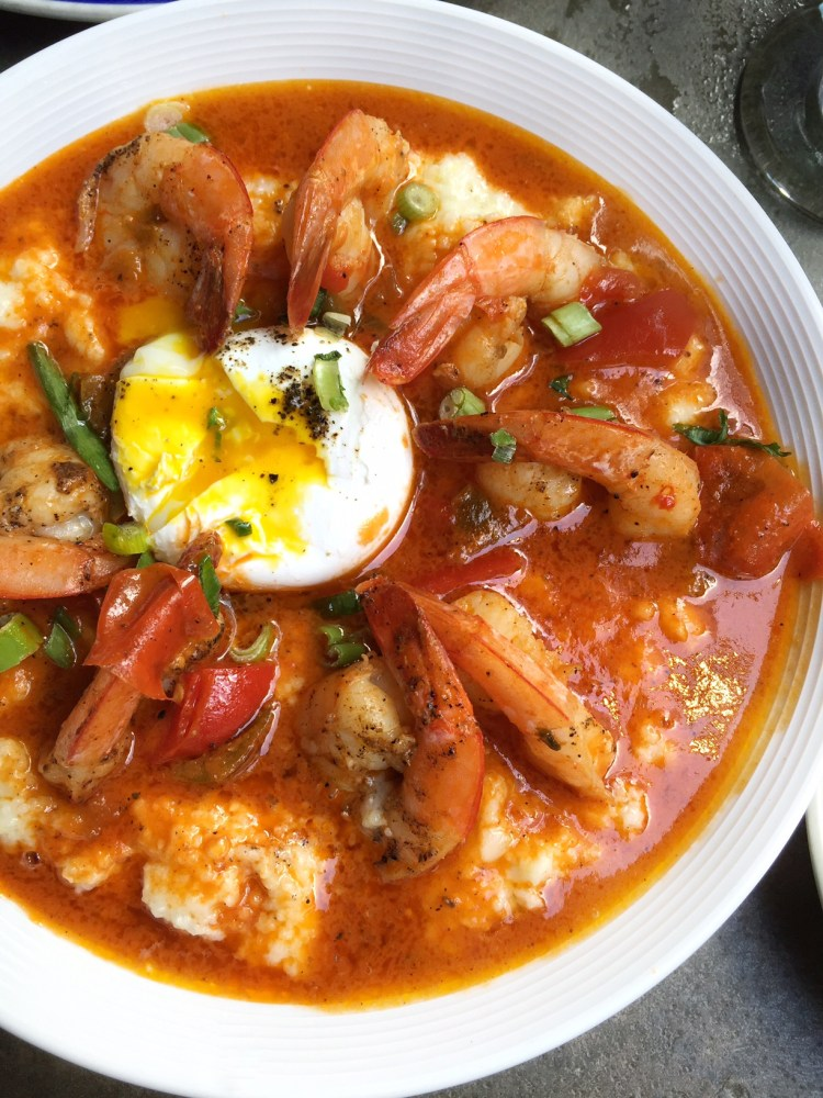 Sweet Chick Shrimp Grits1