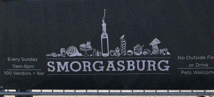 Smorgasburg is Back!