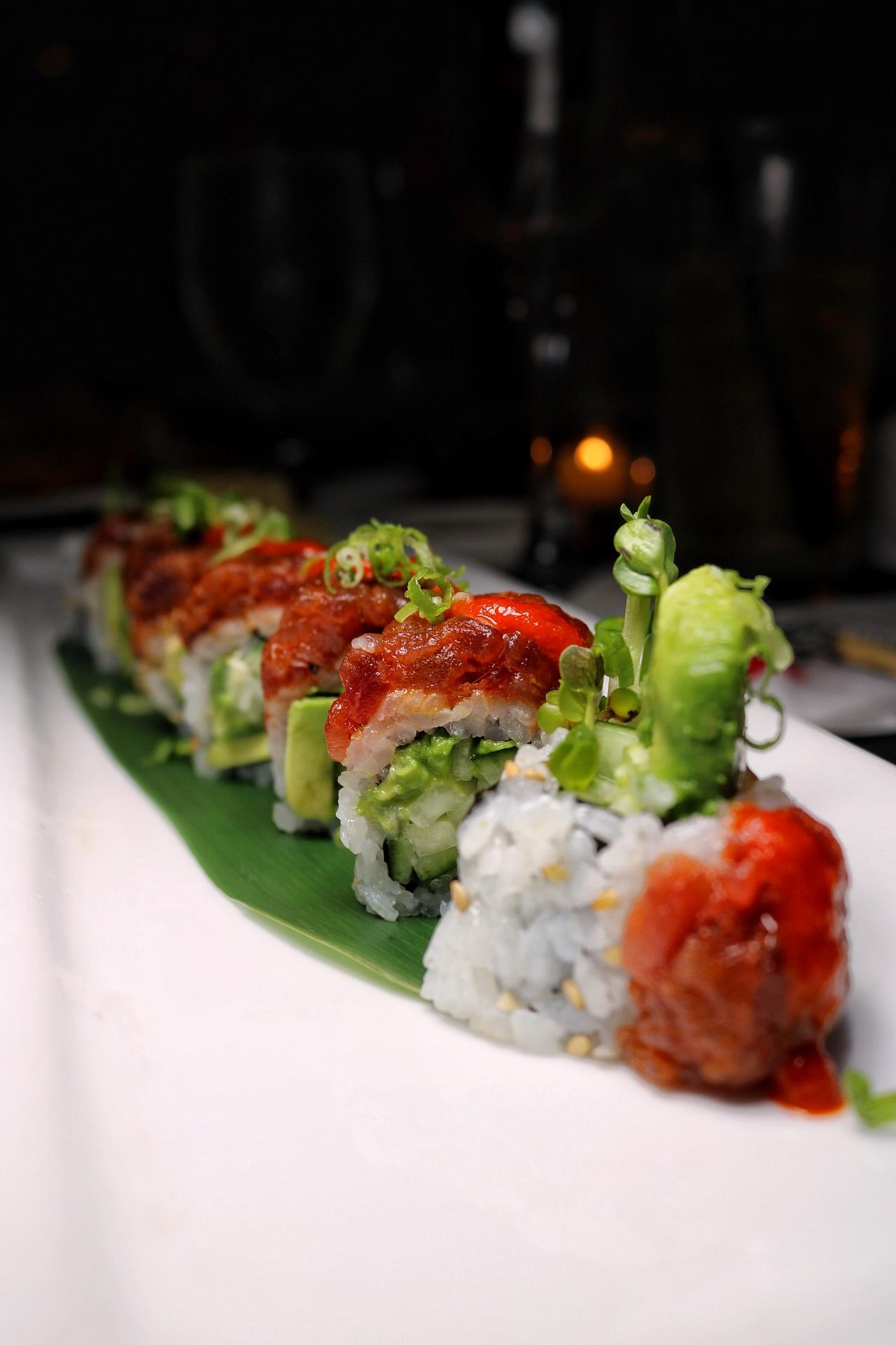 Red Lantern - Sushi