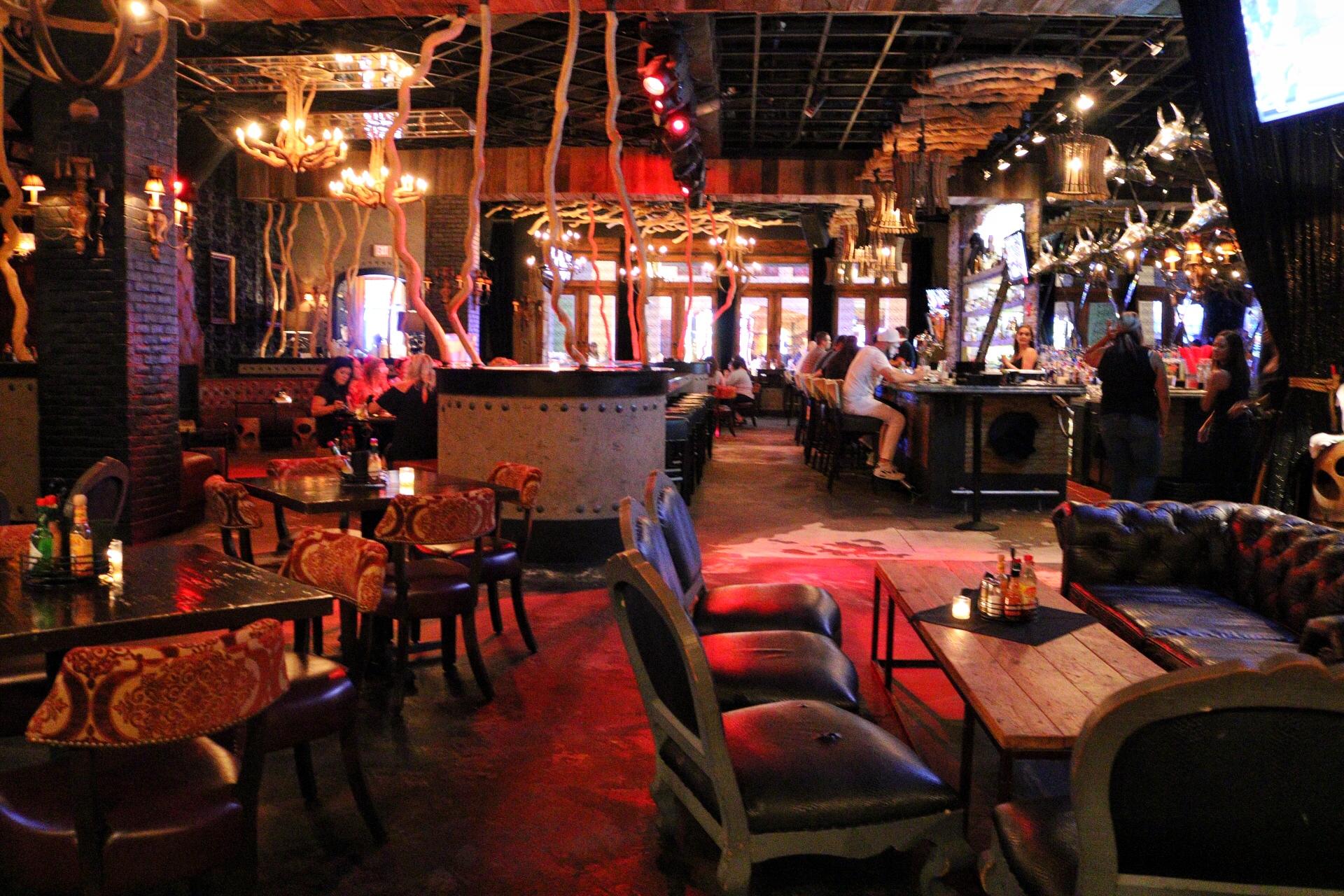 Scorpion Bar