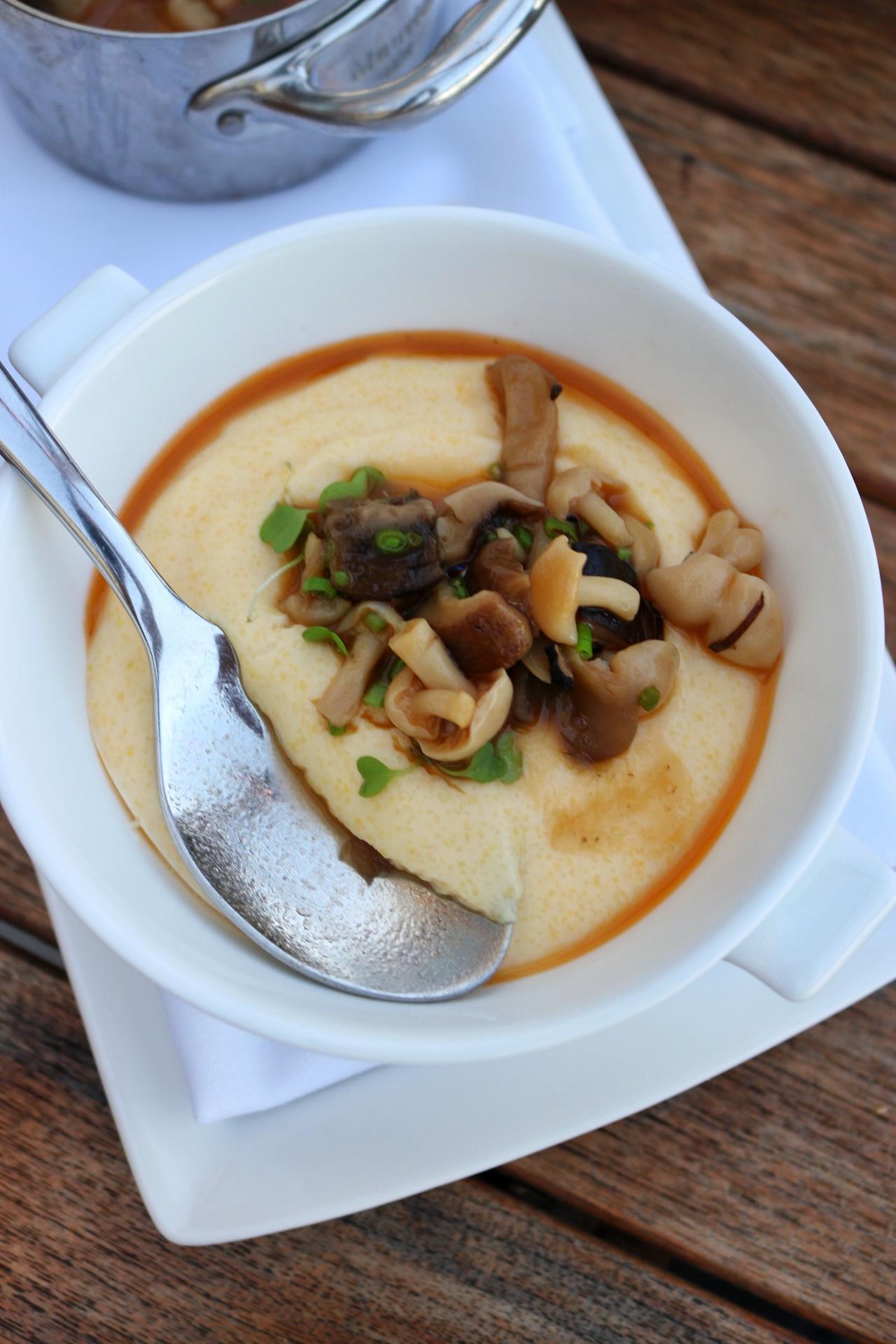 Scarpetta - Mushroom Polenta